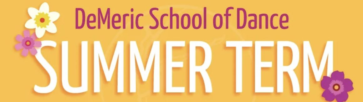 Summer Term Begins!