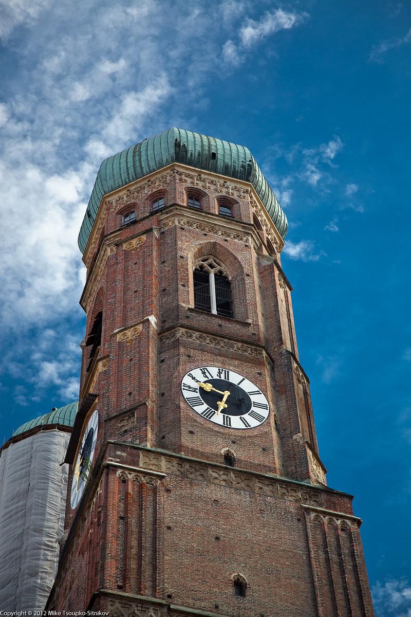 Munich. Frauenkirche