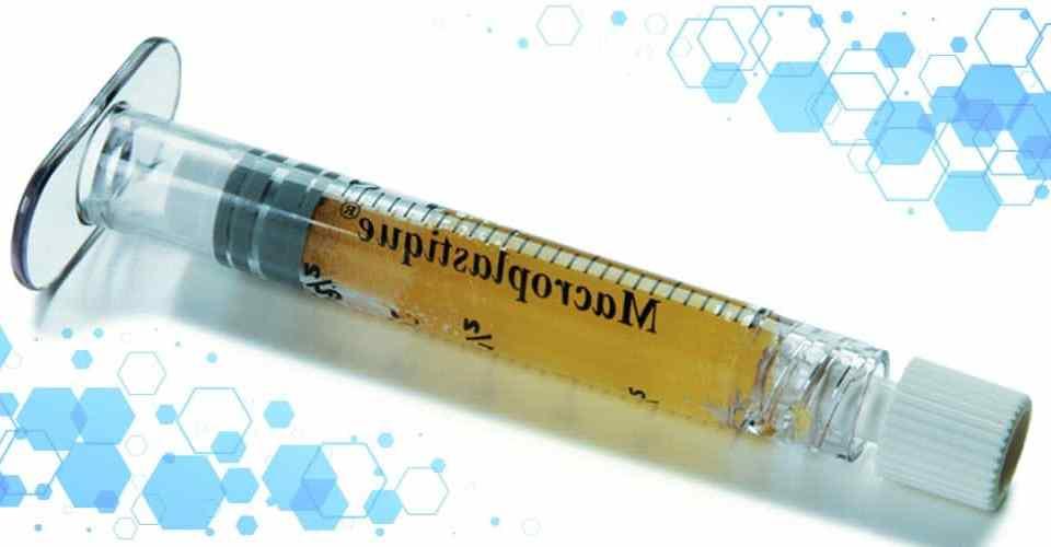 Utiliza Macroplastique para tratar el reflujo vesicoureteral