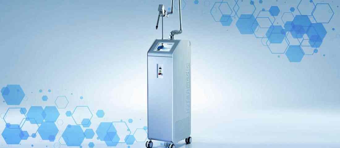 DEMESA   Láser de CO2 Gynelase, recomendado para ginecología médica