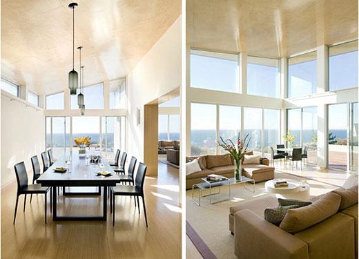Beach house interiors  Miss Demeters Style Blog