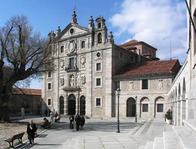 Church of St Teresa of Avila Spain