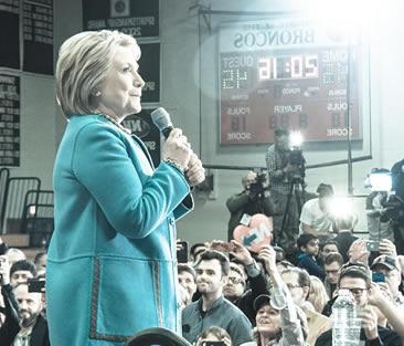 Hillary Clinton astrology