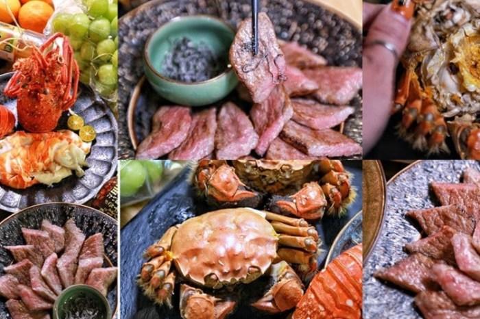 【台中食記】高檔夢幻食材集結地『一井水產』A5近江和牛/各式生猛活體海鮮/生食級爆量海膽這裡通通吃得到,不用跑港口也能吃到最新鮮,還可以現場代客料理,輕鬆享用高級料理!