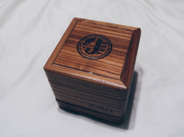 Wood Watches by Jord - Demi Bang