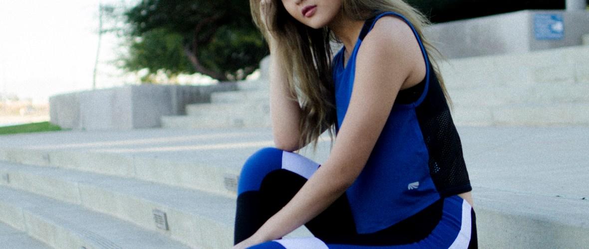 Ellie Activewear - Demi Bang