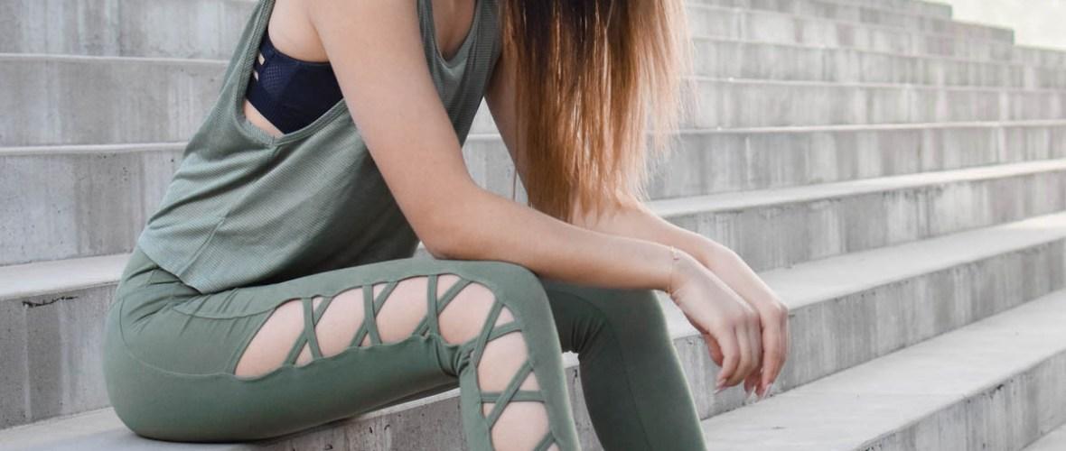 Ellie Activewear April Monthly Subscription Workout Clothes - Demi Bang