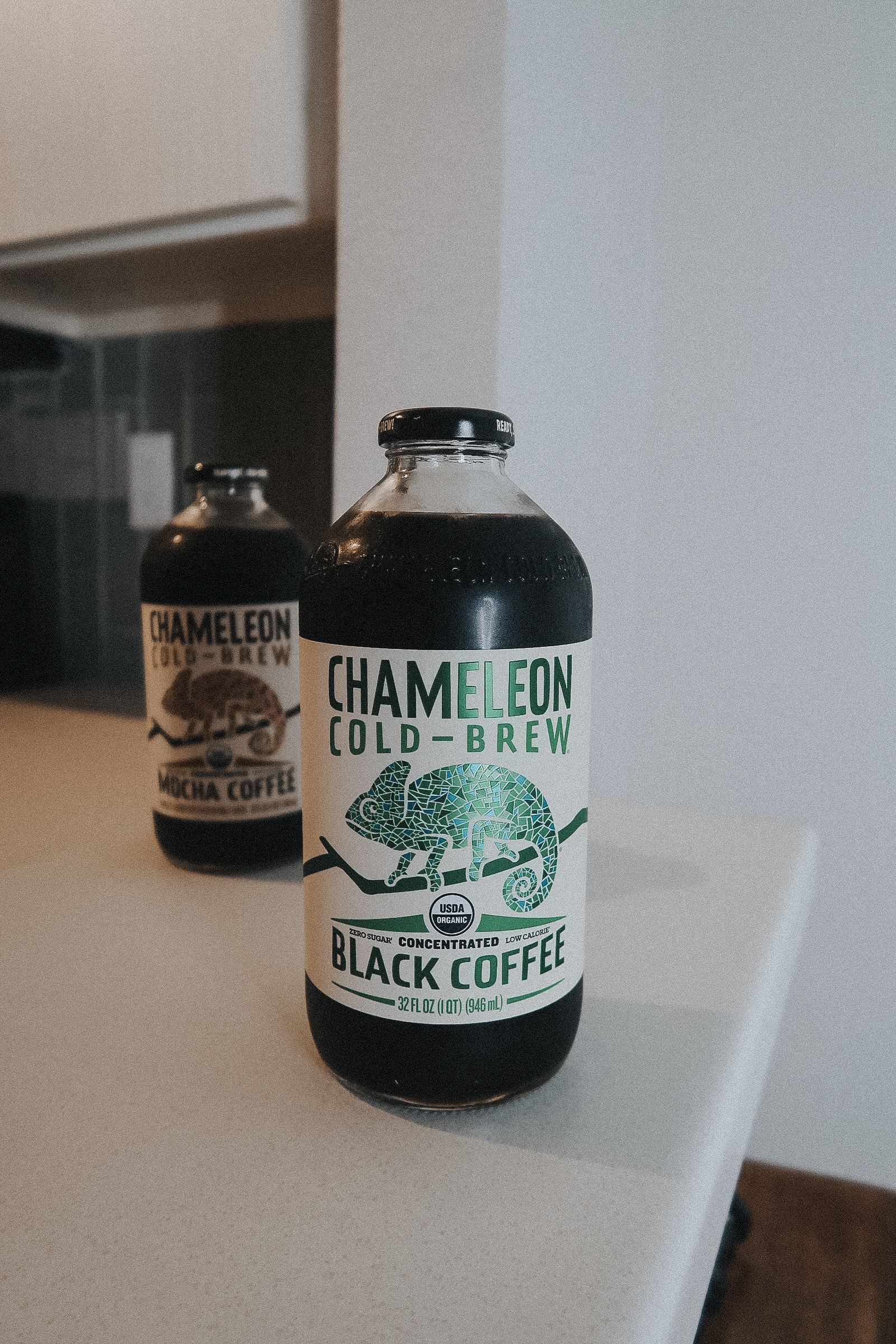 Demi Bang talks about Chameleon Cold-Brew in Black Coffee.