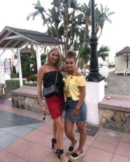 Met Sam, Vakantie Malaga