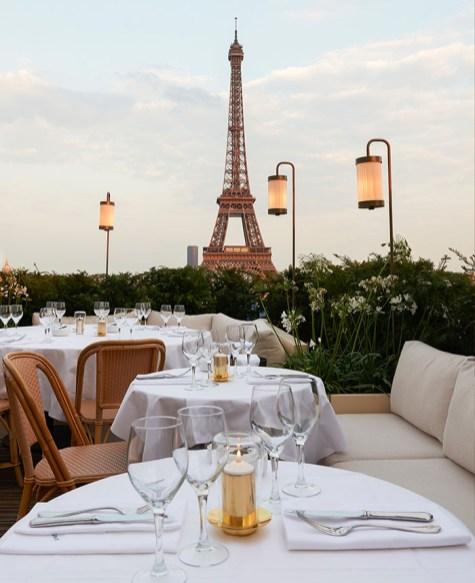Foto van Girafe Paris