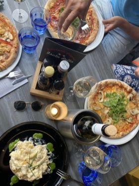 Diner: Restaurant Isola Bella
