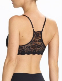 DOUBLE-TAKE RACERBACK BRA