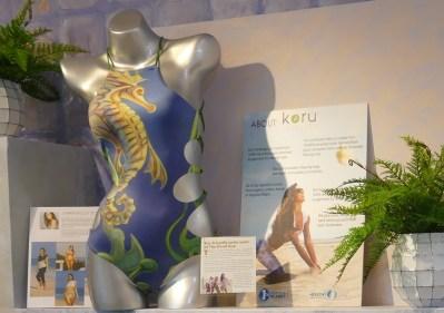Koru Display at The Demi Cup