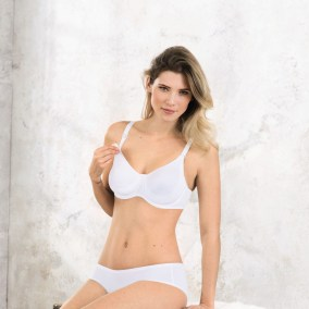 Nursing bra Basic nursing with strap
