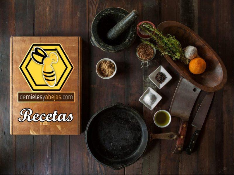 Recetas con miel