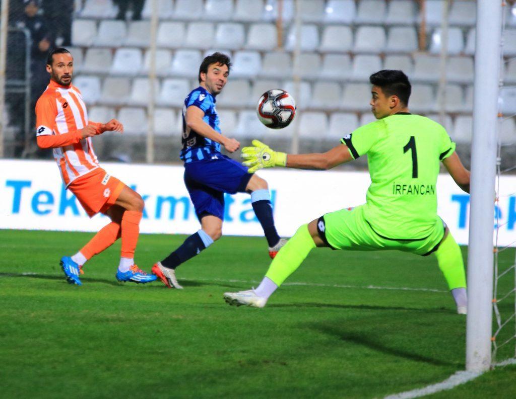 Adana Demirspor - Adanaspor A.Ş 4 – 5