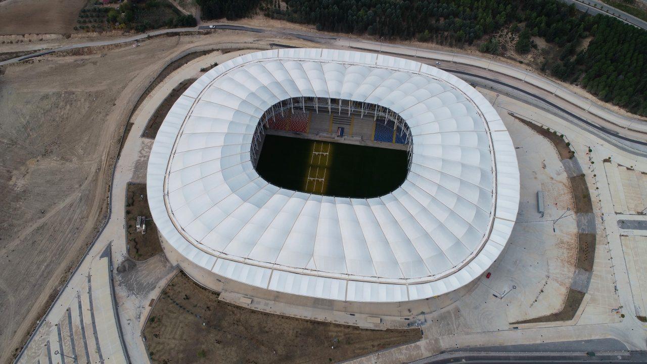 Yeni Adana Stadyumu'nda koltuk montajı tamamlandı 3 – 33 1