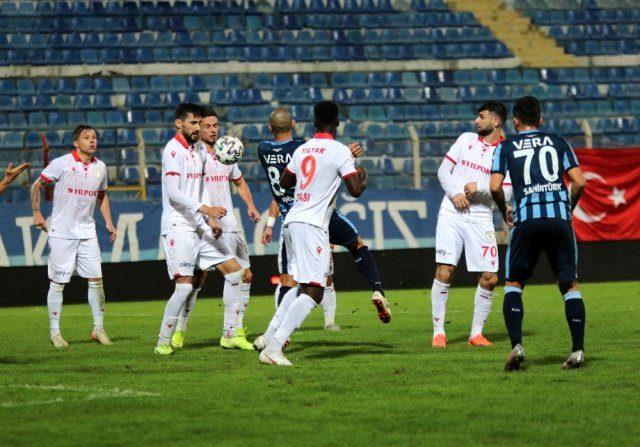 Adana Demirspor - Yılport Samsunspor 01.11.2020 27 – 5