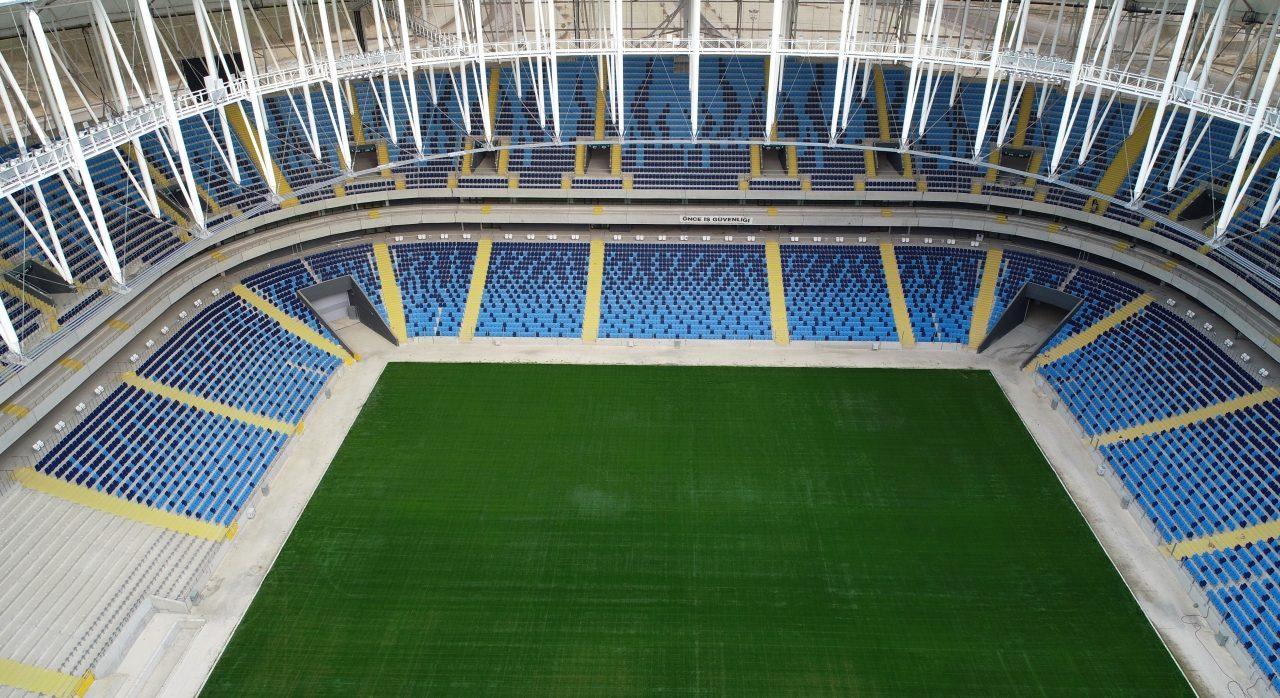 Yeni Adana Stadyumu'nda koltuk montajı tamamlandı 5 – 55 1