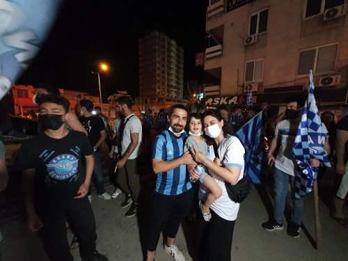 Adana'da şampiyonluk coşkusu! 4 – 5