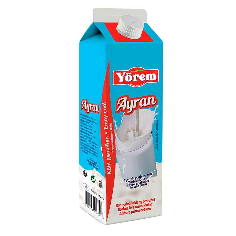 104200-Yörem-Ayran-1L
