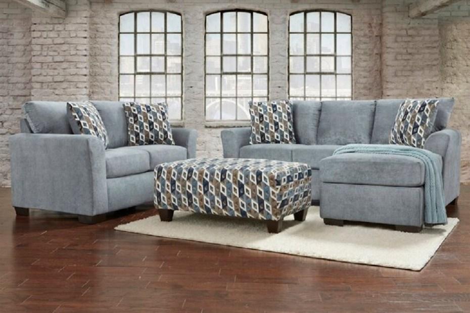 Paes 2 Piece Living Room Set
