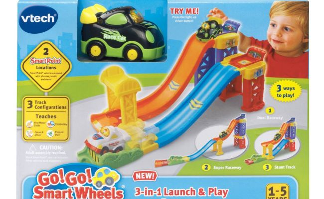 Toddler Baby Toys Boys Girls Launch Car 6 12 18 24 36
