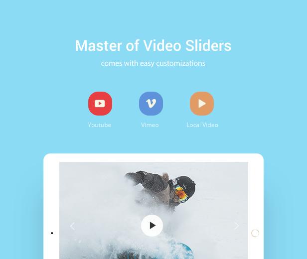 Master Slider jQuery Slider Plugin with Visual Builder - 3