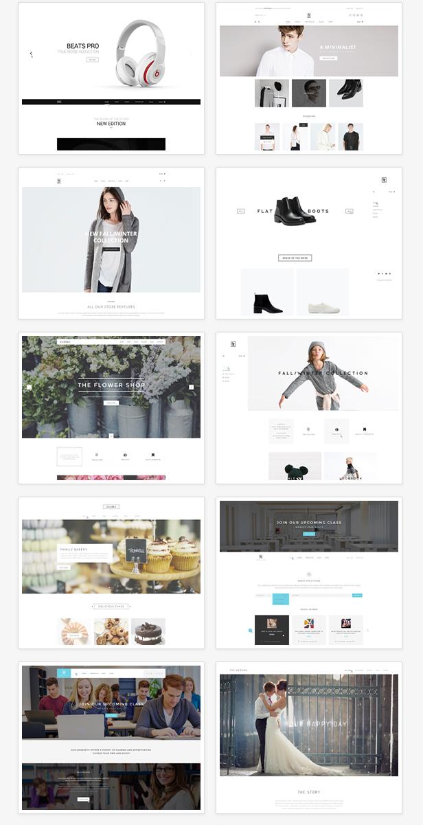 Suarez - Clean, Minimal & Modern Multi-Purpose WordPress Theme - 9