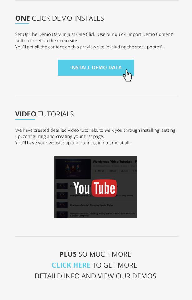 Suarez - Clean, Minimal & Modern Multi-Purpose WordPress Theme - 15