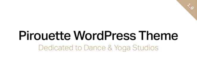 Dance WordPress Theme - Dancing Academy - 3