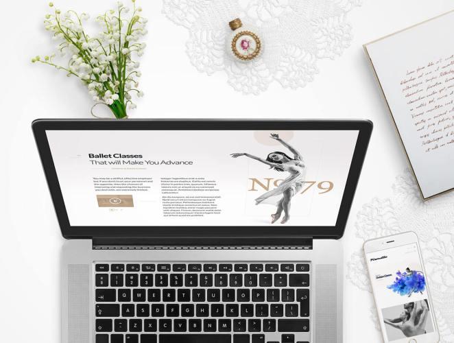 Dance WordPress Theme - Dancing Academy - 9