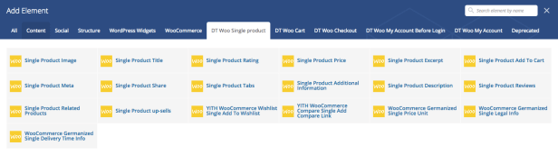 WooCommerce Page Builder - 10