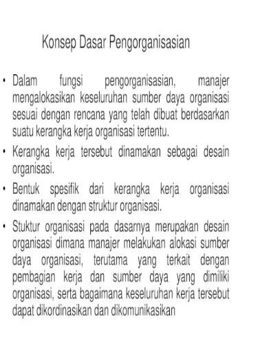 Desain Organisasi Pdf : desain, organisasi, Disain, Struktur, Organisasi, Lista.staff., 9&10+Desain+dan..., Desain, Document]