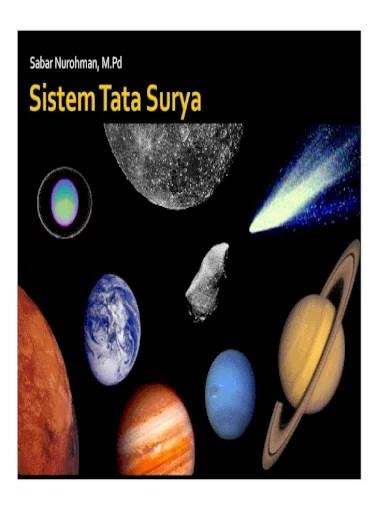 Planet Yang Memiliki Satelit Terbanyak : planet, memiliki, satelit, terbanyak, Sistem, Surya, Document]