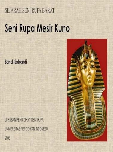 Kemunculan Seni Rupa Timur dengan Aspek Spiritual