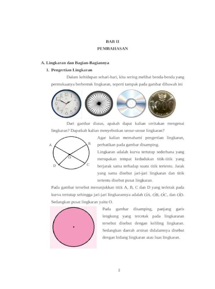 Sebutkan 3 Unsur Pada Lingkaran Beserta Penjelasannya : sebutkan, unsur, lingkaran, beserta, penjelasannya, Unsur, Lingkaran, Pengertiannya, Bersama