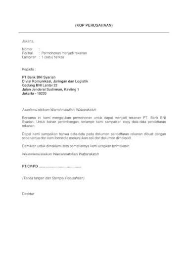 Surat Permohonan Rekanan : surat, permohonan, rekanan, Contoh-Surat-Permohonan-Rekanan.pdf