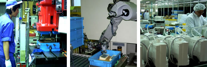 Overview of Manufacturing Operations