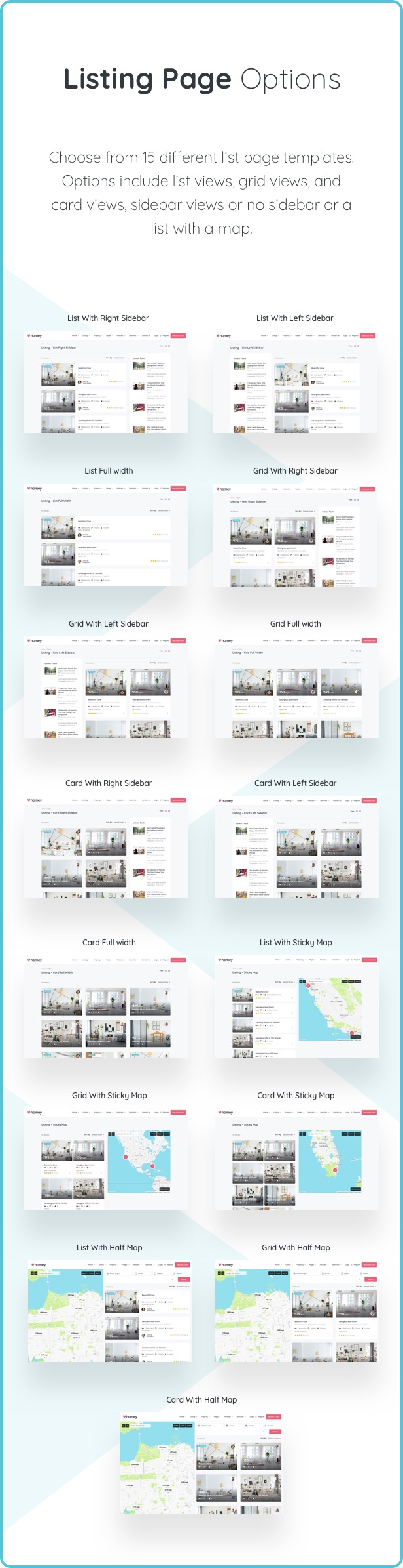Homey - Booking and Rentals WordPress Theme - 18