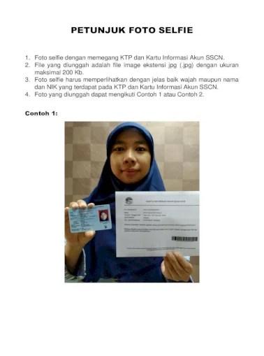 Contoh Selfie Cpns : contoh, selfie, PETUNJUK, SELFIE, Casn., Selfie, Dengan, Memegang, Kartu, Informasi, Document]