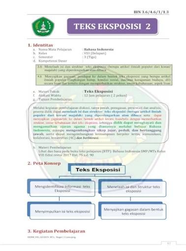 Bagaimana Penyajian Informasi Dalam Teks Eksposisi : bagaimana, penyajian, informasi, dalam, eksposisi, EKSPOSISI, Ukbm., Secara, Lisan, Tertulis, Dengan, Memperhatikan, Struktur,, Unsur, Kebahasaan,, Document]