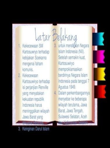Latar Belakang Di/tii Jawa Tengah : latar, belakang, di/tii, tengah, Pemberontakan, DI/TII, Kalimantan, Selatan, Document]