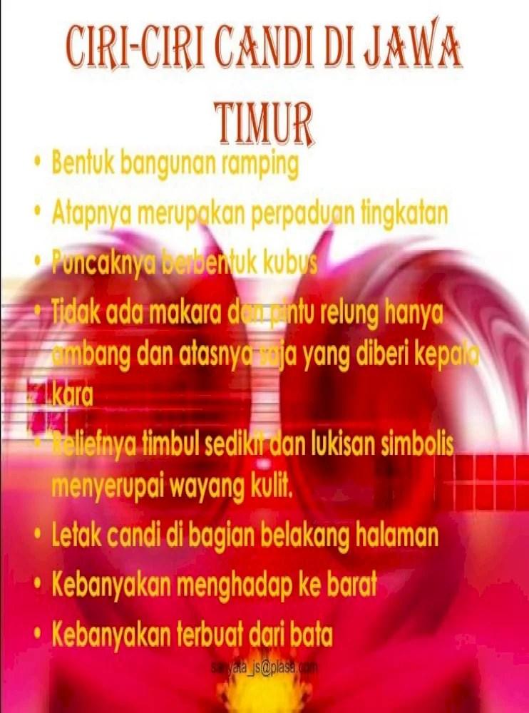 Ciri Ciri Candi Di Jawa Timur : candi, timur, Sanyata, Js@plasa, .Ciri-Ciri, Candi, Timur, Bentuk, Bangunan, Ramping, Atapnya, Merupakan, Document]