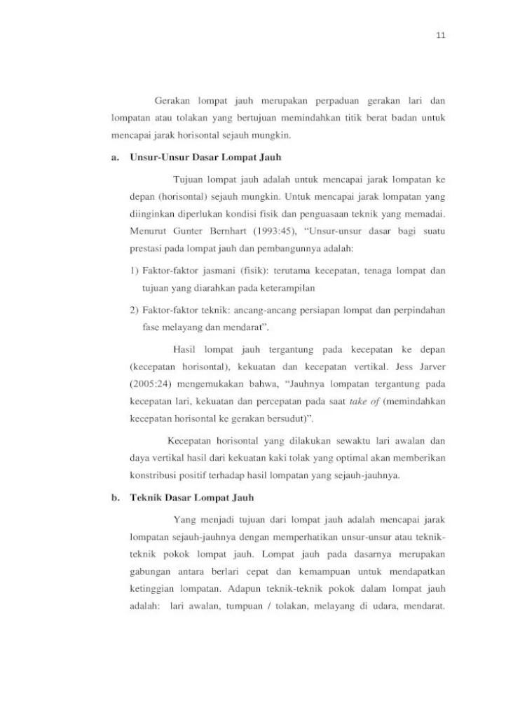 Teknik Dalam Lompat Jauh : teknik, dalam, lompat, KAJIAN, TEORI, HIPOTESIS, Kajian, Teori, Mendapatkan, Tolakan, Depan, Besar., Gerakan, Document]