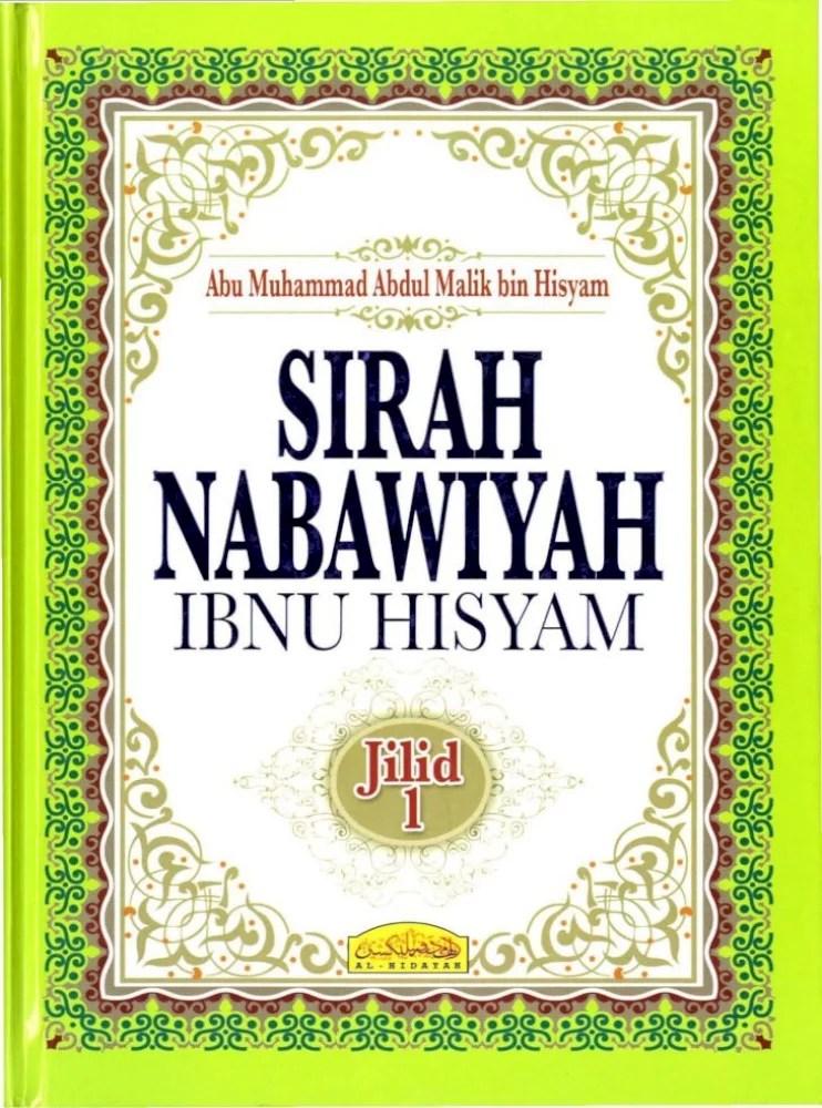 Sirah Nabawiyah   Ibnu Hisyam   Darul Falah (2 Jilid Lengkap)