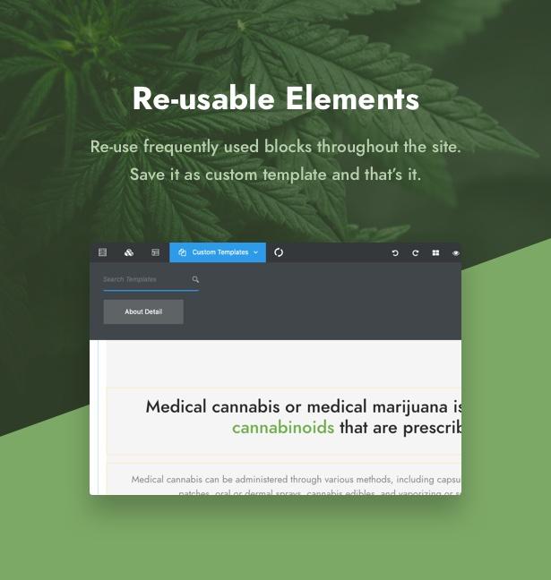 Cannamed - Cannabis & Marijuana WordPress - 11