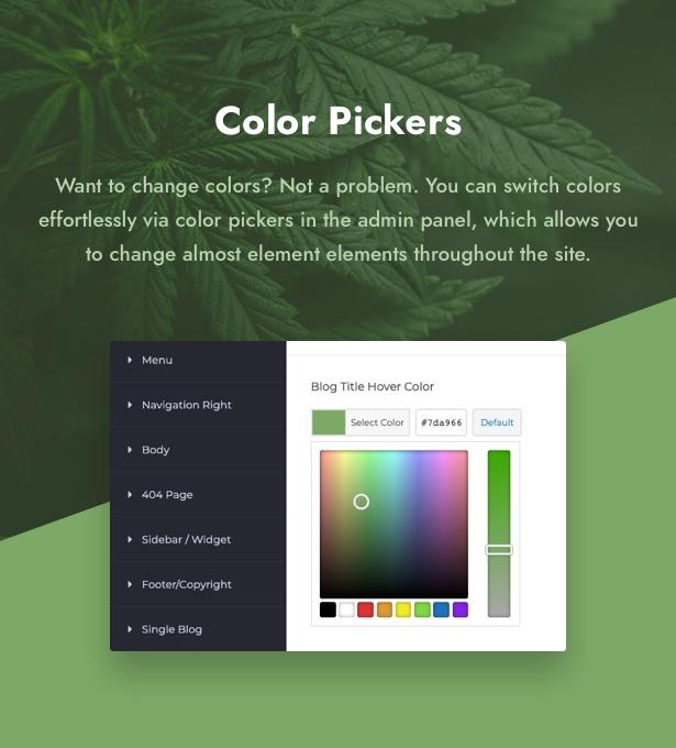 Cannamed - Cannabis & Marijuana WordPress - 14