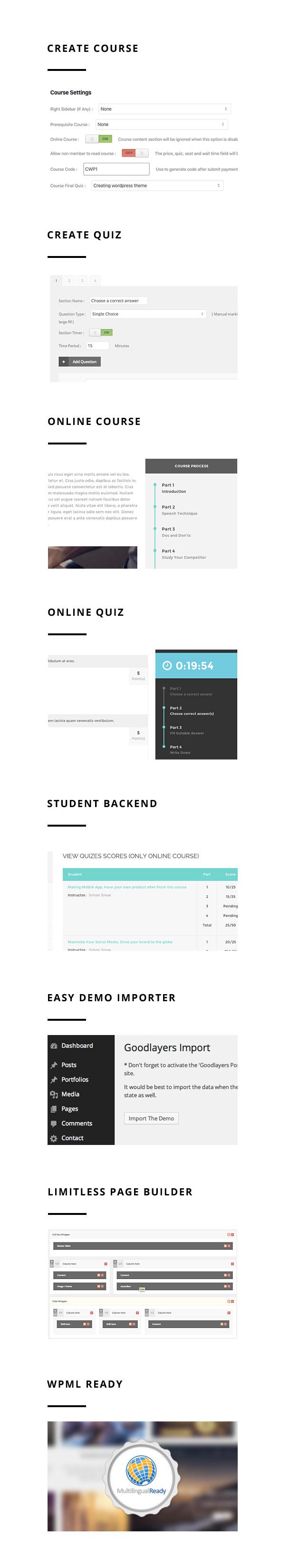 Clever Course - Education / LMS - 3
