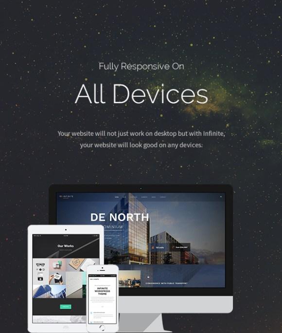 Infinite - Multipurpose WordPress Theme - 14
